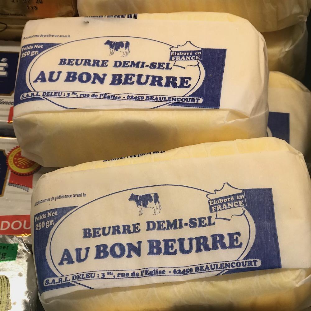 Bon Beurre demi sel 250g