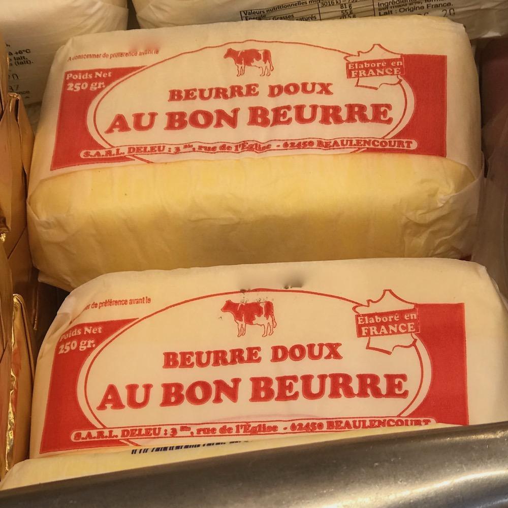 Bon Beurre doux 250g