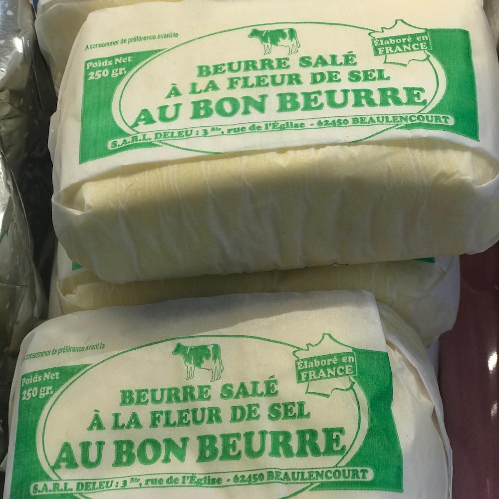 Bon Beurre salé 250g