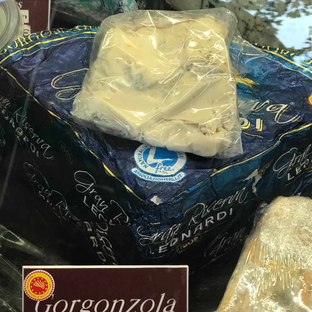 Gorgonzola (pasteurisé)