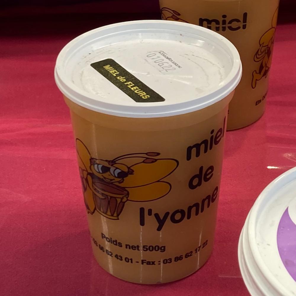 Miel de l\'Yonne