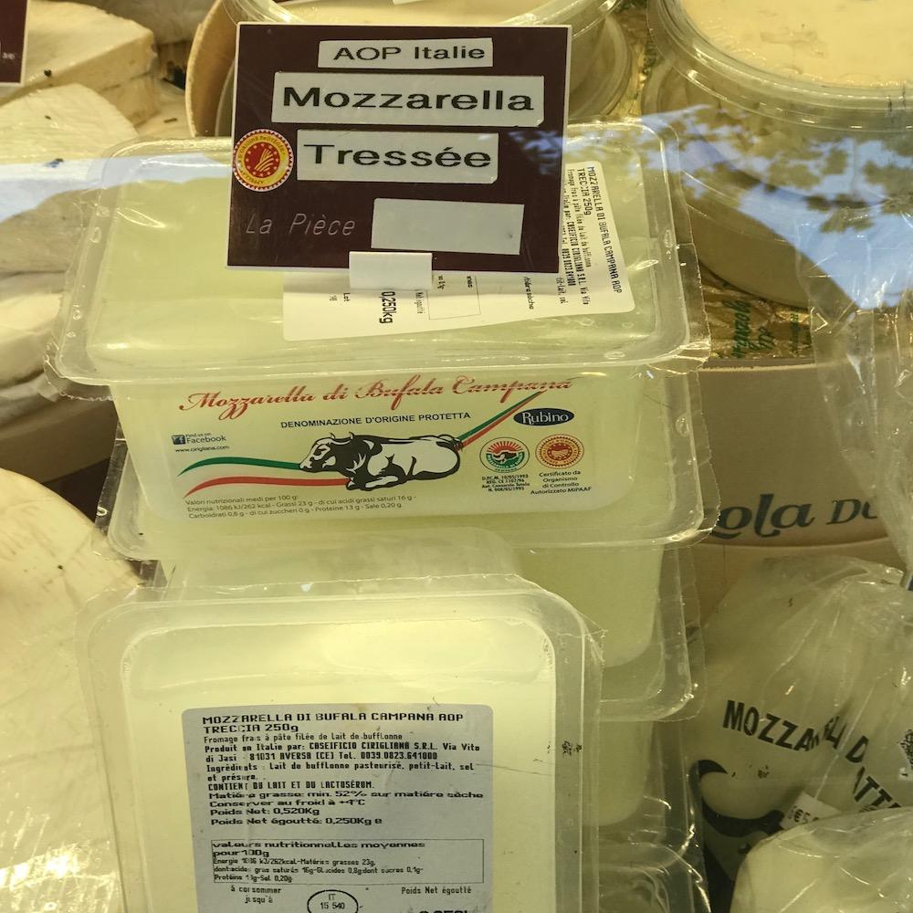Mozzarella tressée 250g