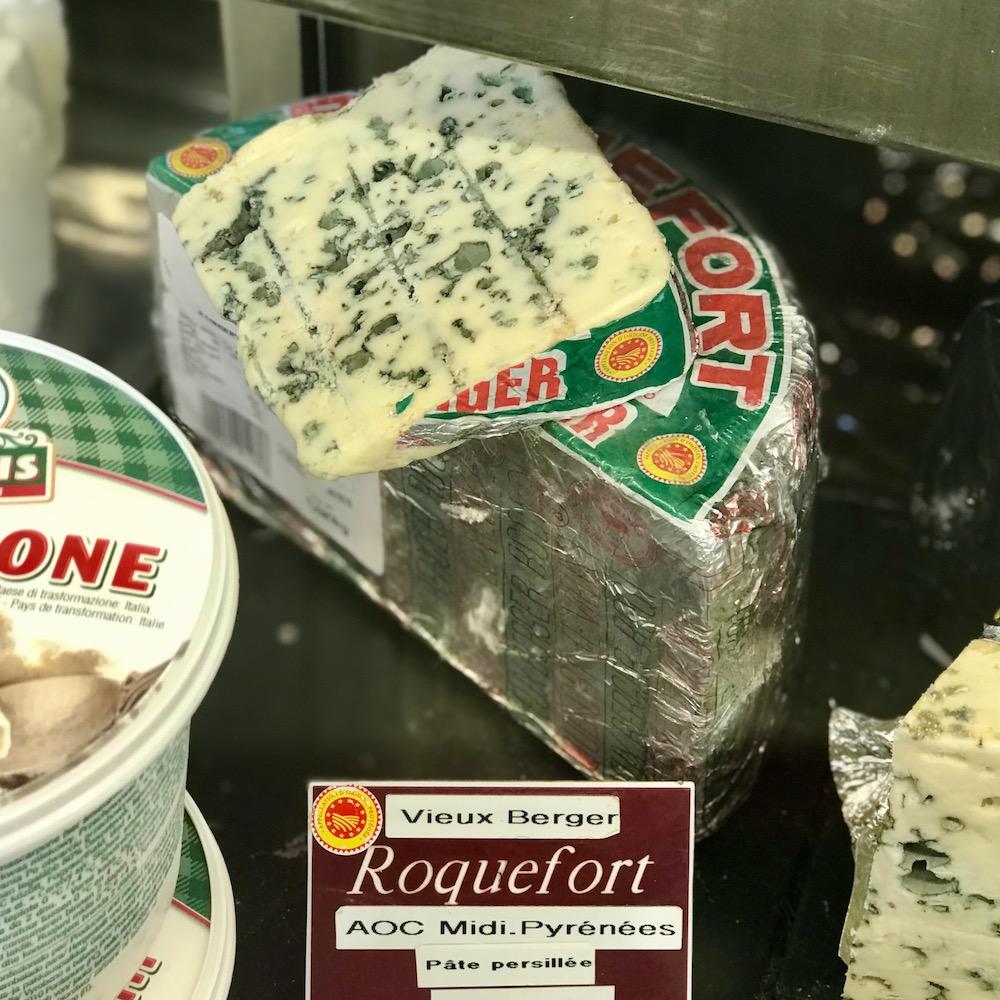 Roquefort Vieux Berger (doux)