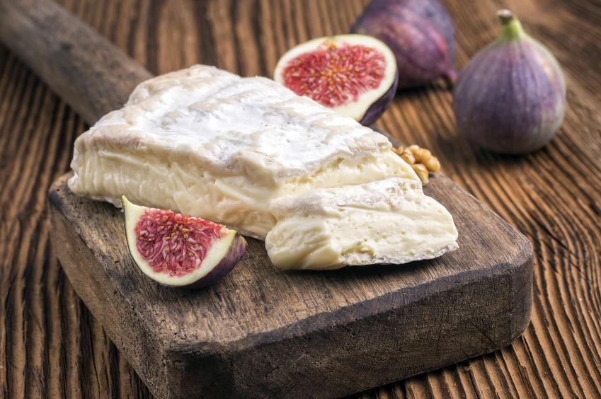 Brie au piment d\'Espelette maison