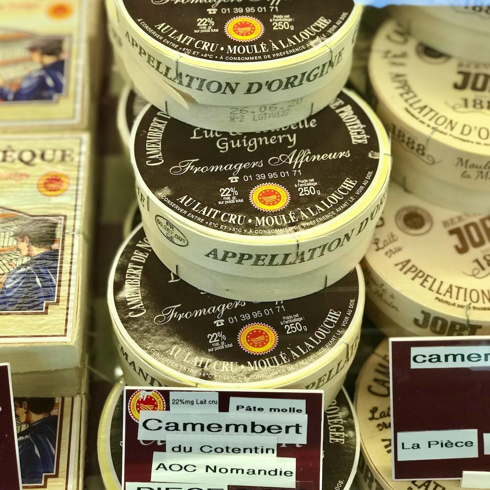 Camembert Réau Gaslonde