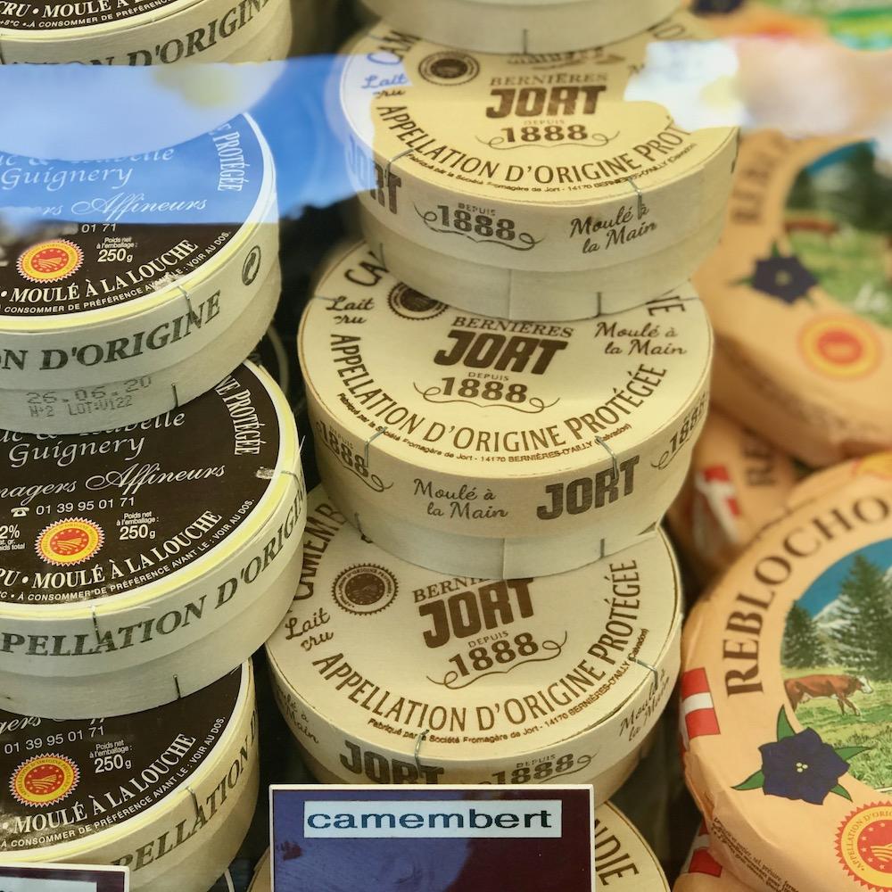 Camembert Jort